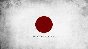 Pray for Japan by kimyeye