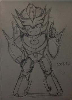 TINY RODIE ~~~ (DRAFT) by SolarsWind