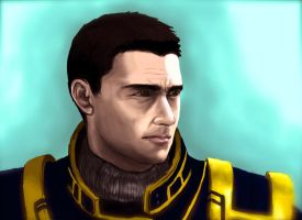 Hyperion Captain by Archangelofhope