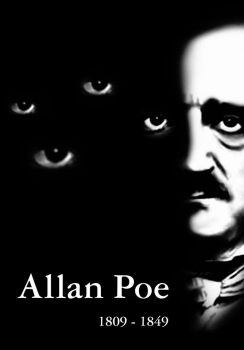 Edgar Allan Poe by LAUREANORAVER