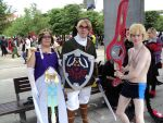 MCM May 2015 Monado boy 2 by BrickyphoneCosplays