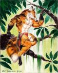 Redstoke, Lord of the Jungle by RJBartrop