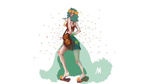Hippie by whyamitypingthis