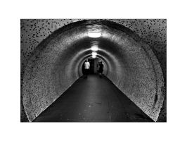The tunnel by Morween