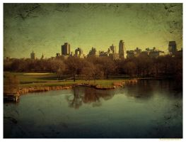 Central Park by DamnedHonesty