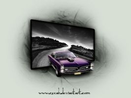 Pontiac GTO - Muscle Car by zecah