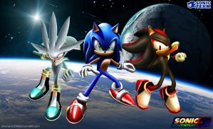 Sonic adventure 3 by silversonic2000