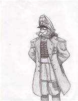 Death Corps Commissar v2 by shadowxps