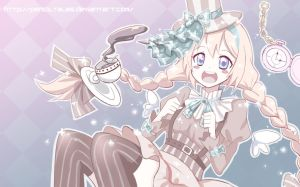 Magical Girl Mimi the Loli Goddess by PencilTales