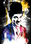 charlie chaplin by manishmansinh