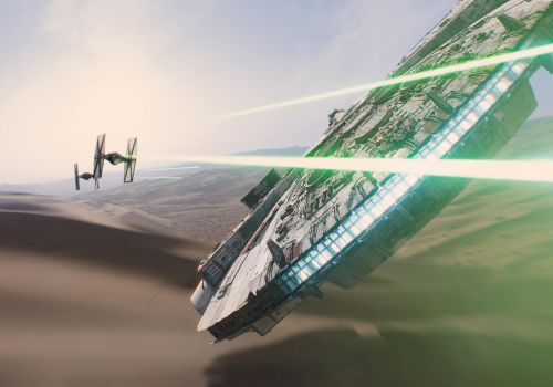 Star Wars: The Force Awakens [Hi-Res Promo Image] by ihaveanawesomename