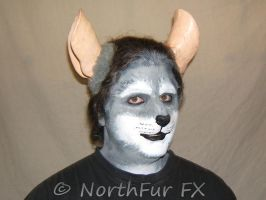 Small Rat Nose by NorthFurFX