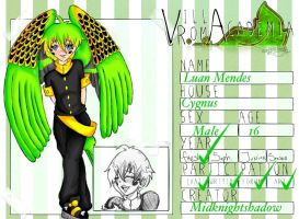 VRA Cosmo revamp by midknightshadow