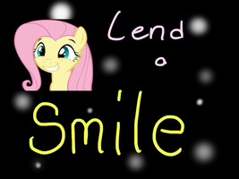 Lend A Smile by haleyspeers