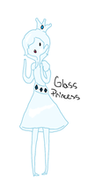 Glass Princess by AskVesta
