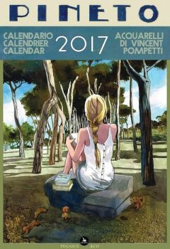 Calendar 2017 Pineto by VincentPompetti