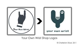 Your Own Wrist Logotype by PrinceNuisance
