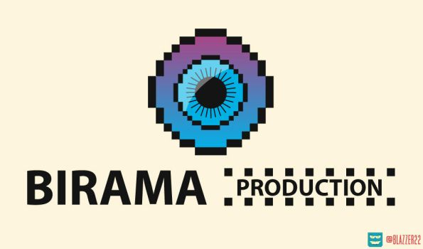 Birama Production Logo by blazzer22