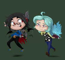 Chibi chibs by Mini-Munch