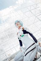 Ayanami Rei - You Can (Not) Advance by blue-ly