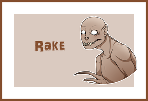 The Rake by ProxyComics
