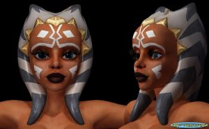 Ahsoka V2 First Test by WLN73