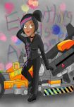 Lego Movie Humanized Wyldstyle by KarToon12