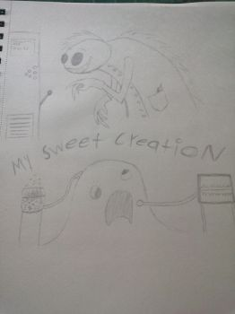 My Sweet Creation by AriAddict