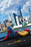 New Official Spider-Man: Homecoming Teaser Poster by Artlover67