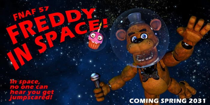 Freddy In Space by Beastthedog15