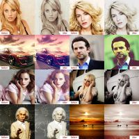 8 Photoshop Actions For Cool Photo Effects by softarea