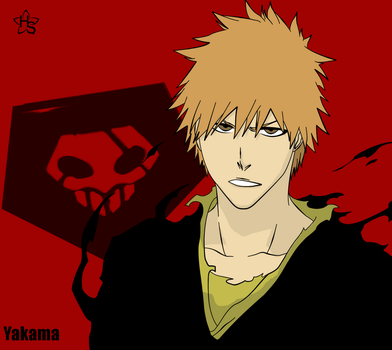 Bleach 449 Fullbring Colored by Yakama