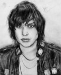 Julian Casablancas by SarahPancakes75