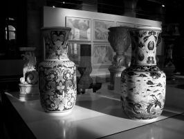 More ceramics in infrared at The 1853 Gallery by GaryTaffinder