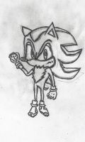 shadow pencil drawing by cobra10