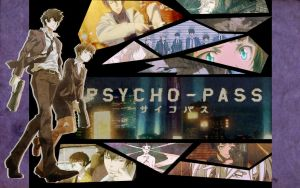 Psycho Pass Wallpaper by illumios