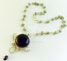 Arabella - Necklace by Muriel-Leland