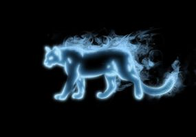 Mountain Lion Patronus by Tribalchick101
