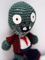 Plants vs. Zombies: Zombie by Nissie