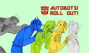 AUTOBOT - ROLL OUT by Autumn123Charlotte