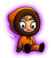 Kenny McCormick by entadeath