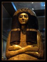 Egyptian Mummy by SurfGuy3