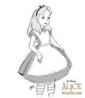 Alice - WIP by Surnaturel