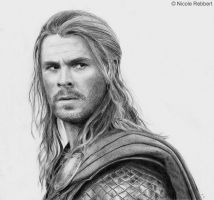 Thor Odinson by Quelchii