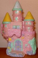 Toy Castle by MoonstruckStock