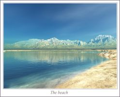The beach by sandpiper6