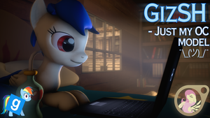 [DL] GizSH OC by GizSH