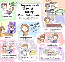 SP: Ways to Kill Dean by Krys-Imeteri-Hikari