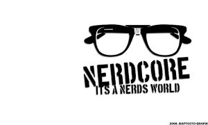 nerdcore by daptosto