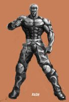 Uncolor Raoh by jiangming